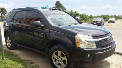 Belize Transport Shuttle Service 1-4 Passenger