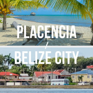 Placencia / Belize City - Private Shuttle
