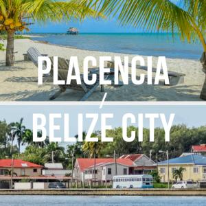 Placencia / Belize City - Private Shuttle