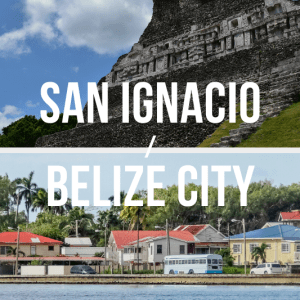 San Ignacio / Belize City - Private Shuttle
