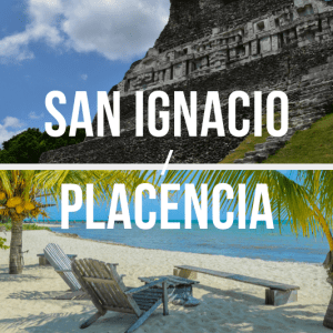 San Ignacio / Placencia - Private Shuttle