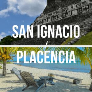 San Ignacio / Placencia - Private Shuttle