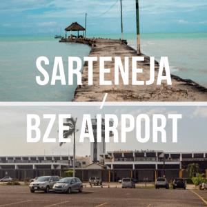 Sarteneja / Belize International Airport (BZE) - Private Shuttle