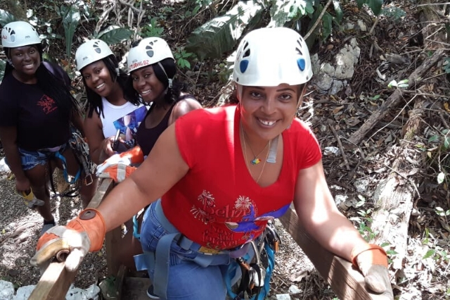 Belize Guided Tours with Hulda Tara Requena