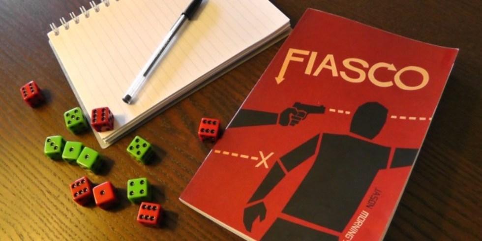 RPG Review: Fiasco