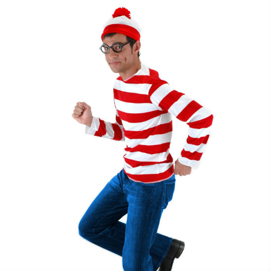Wheres Waldo Costume Shut Up And Take My Money