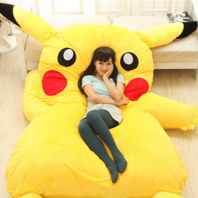 Pikachu Bed Shut Up And Take My Yen : Anime & Gaming Merchandise