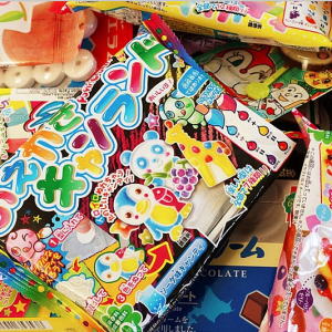 Japanese Candy Subscription Delivery Shut Up And Take My Yen : Anime & Gaming Merchandise