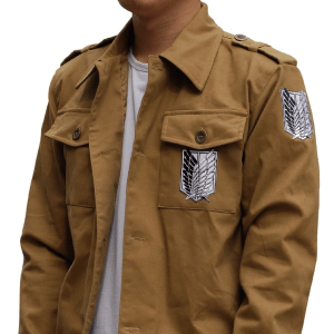 Recon Corps Jacket Shut Up And Take My Yen : Anime & Gaming Merchandise