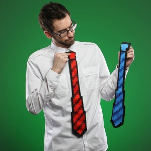 8-Bit Tie Shut Up And Take My Yen : Anime & Gaming Merchandise