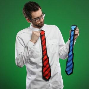 8-Bit Tie Shut Up And Take My Yen : Anime & Gaming Merchandise
