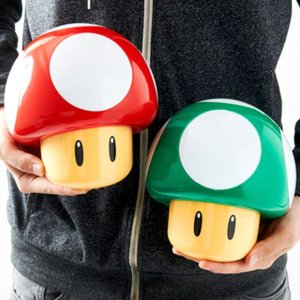 Super Mario Mushroom Bento Lunchbox Shut Up And Take My Yen : Anime & Gaming Merchandise