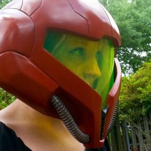 Metroid Samus Helmet Shut Up And Take My Yen : Anime & Gaming Merchandise