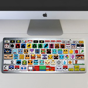 Pokemon Keyboard Stickers Shut Up And Take My Yen : Anime & Gaming Merchandise