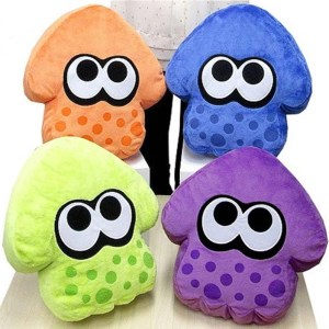 Splatoon Cushion