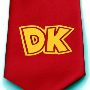 Donkey Kong Tie Shut Up And Take My Yen : Anime & Gaming Merchandise