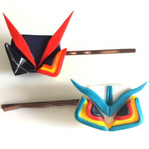 Kill La Kill Bobby Pins Shut Up And Take My Yen : Anime & Gaming Merchandise