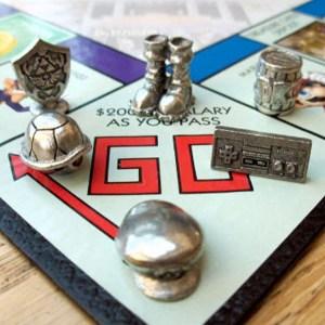 Nintendo Monopoly Shut Up And Take My Yen : Anime & Gaming Merchandise