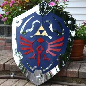 Legend Of Zelda Hylian Shield Shut Up And Take My Yen : Anime & Gaming Merchandise