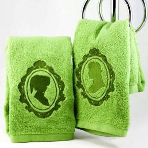 Legend of Zelda His & Hers Hand Towels