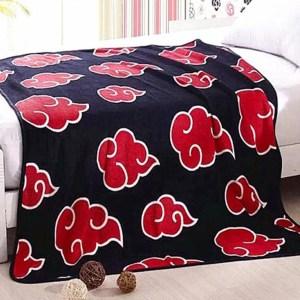 Naruto Akatsuki Blanket