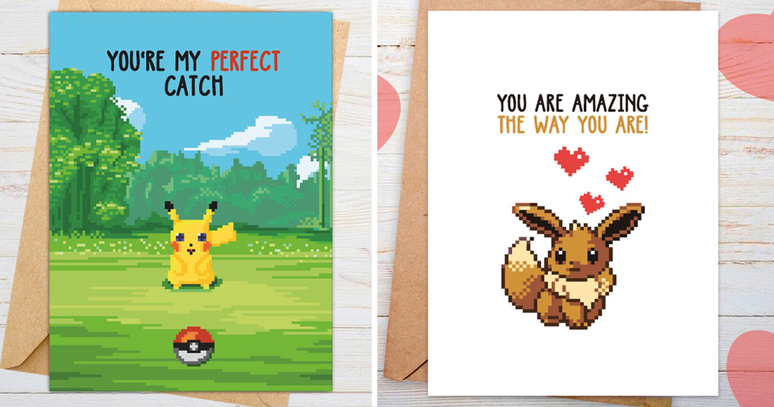 Anime Valentines Day Card Anime And Chibi Girl T