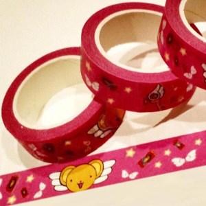 Cardcaptor Sakura Tape