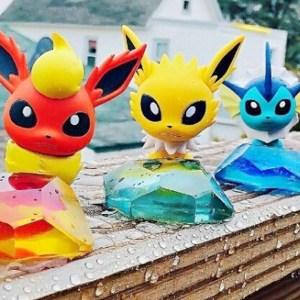 Pokemon Evolution Stones