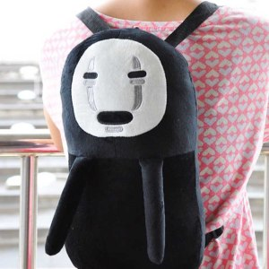 Spirited Away No Face Backpack