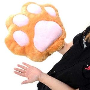 Giant Cat Paw Plush