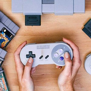 SNES Retro Receiver