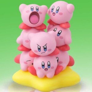 Stackable Kirby Figures