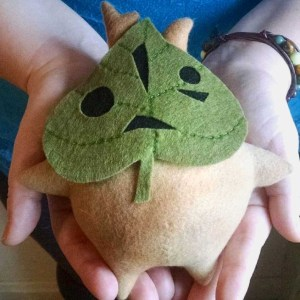 Legend Of Zelda Makar Plush