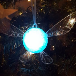 Legend Of Zelda Navi LED Ornament
