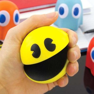 Pac-Man Stress Ball