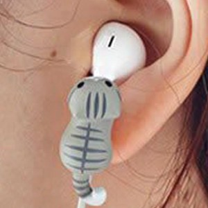 Cat Earphone Clips