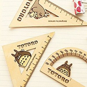My Neighbor Totoro Ruler Set