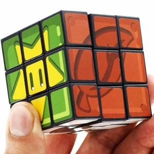 Super Mario Bros Rubix Cube
