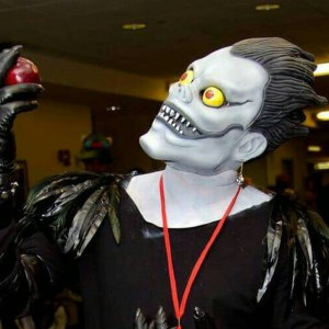 Death Note Ryuk Mask