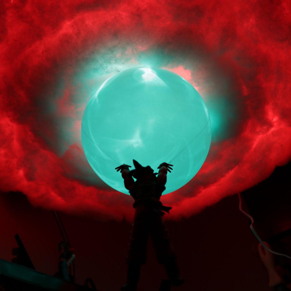 Dragon Ball Z Cloud Lamp