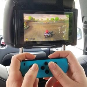 Nintendo Switch Car Headrest Mount