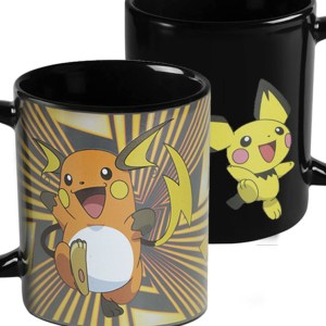 Pokemon Heat Change Mug