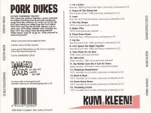 Kum Kleen back