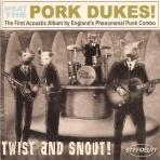 Pork Dukes Twist and Snout