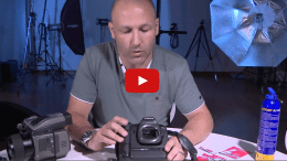 Karl Taylor shows you how to Clean Your DSLR Camera's Sensor