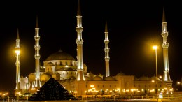 Night at the Mosque