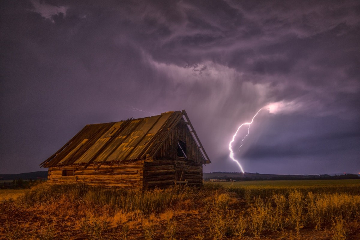 How To Photograph Lightning a 6 Step Guide For Beginners