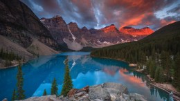 The Rookie Mountains Canada