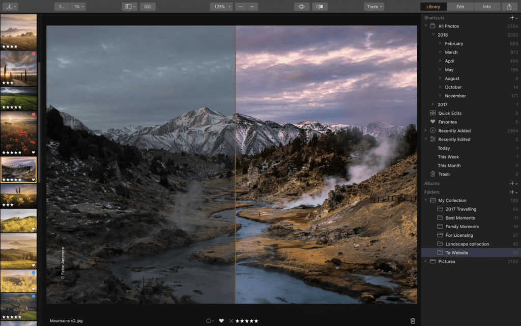 Luminar Libraries Available Now