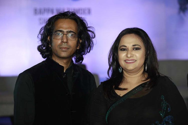 বাপ্পা মজুমদারের সঙ্গে সুস্মিতা আনিস